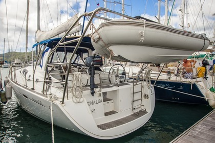 Verhuur Zeilboot BENETEAU oceanis family 50 Fort-de-France