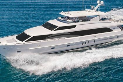 Rental Motor yacht Hargrave 100' Miami