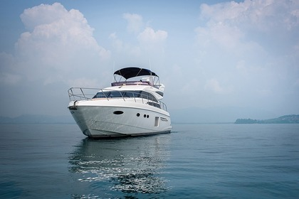 Charter Motorboat Princess 64 Phuket