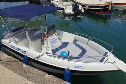 Rental Motorboat Allegra ALL 18 open Santa Margherita Ligure