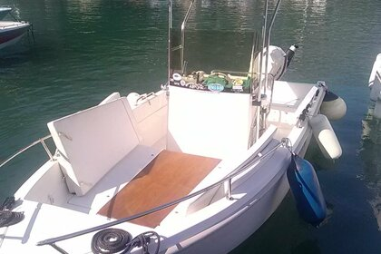 Rental Motorboat Conero King fisher Beaulieu-sur-Mer