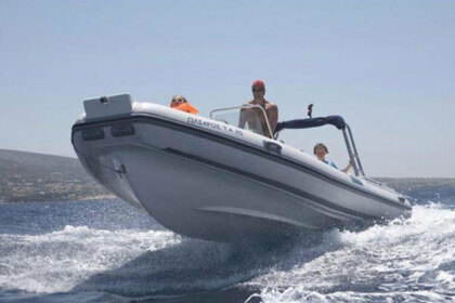 Rental RIB Northstar 6,5 Piraeus