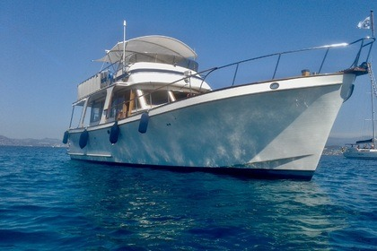 Rental Motorboat Blue Ocean Blue Ocean 45 Cannes