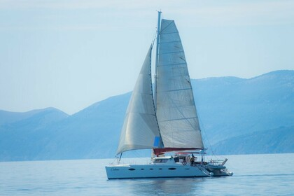 Location Catamaran Fountaine Pajot Eleuthera 60 Rijeka