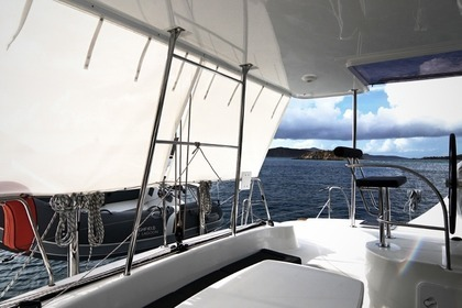 Location Catamaran Lagoon 380 Tortola