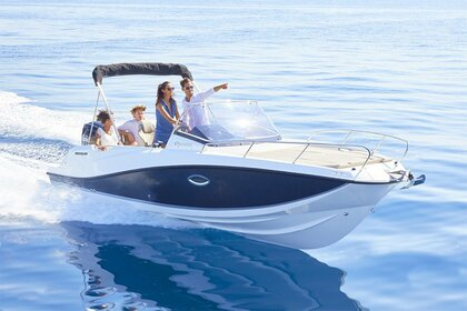 Rental Motorboat Quicksilver Activ 675 Sundeck Kos