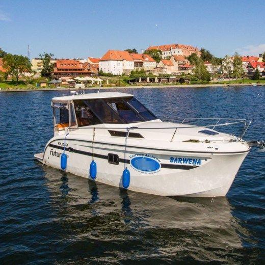 Аренда Futura 900 в Piękna Góra - Click&BoatЧастная аренда яхт с «Click&Boat»Частная аренда яхт с «Click&Boat»