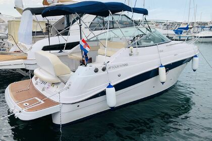 Charter Motorboat Four Winns 248 Vista Zadar