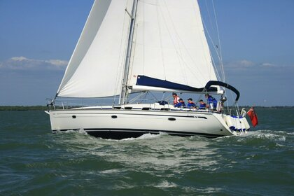 Charter Sailboat Bavaria 46 Hampshire