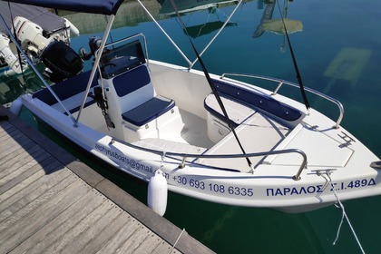 Charter Motorboat Thomas Tempest 450 Chalkidiki