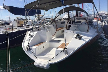Rental Sailboat Atlantic 49 Athens