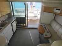 Sea Ray 400 Seda Bridge a Chioggia