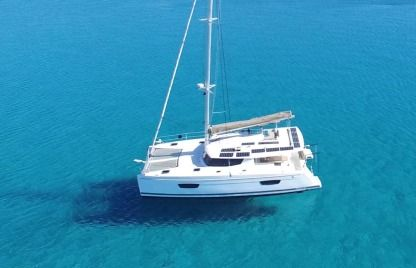 Location Catamaran Fountaine Pajot Helia 44 Évolution Maestro Pointe-à-Pitre