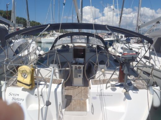Bavaria 46 in Split for rental