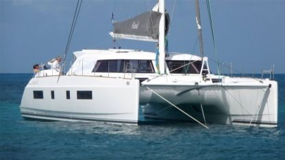 Location Catamaran Nautitech 542 Leucate