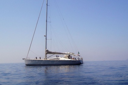 Rental Sailboat Comet 62 RS Lipari