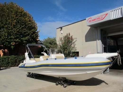 RIB MARLIN MARLIN 23' FB 250CV peer-to-peer