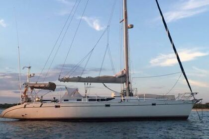 Rental Sailboat BENETEAU OCEANIS 55 Ibiza