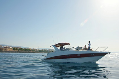 Hire Motorboat LARSON 330 CABRIO Chania