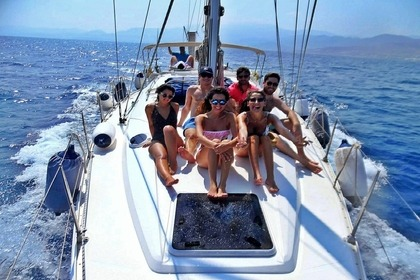 Hire Sailboat Sailboat Jeanneau Sun Kiss (45 ft) Afternoon Trip to Dia island + Romantic Sunset Heraklion
