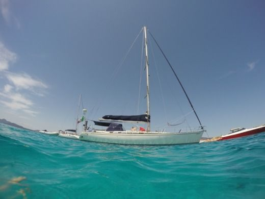 Sailboat Barberis 511 for hire