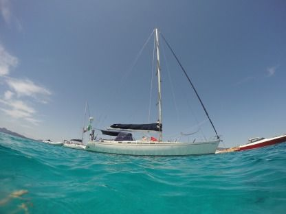 Charter Sailboat Barberis 511 Ionia