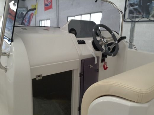 Lancha Pacific Craft 625 Open entre particulares