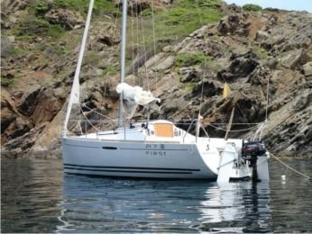 Charter Sailboat Beneteau First 21,7 Brest