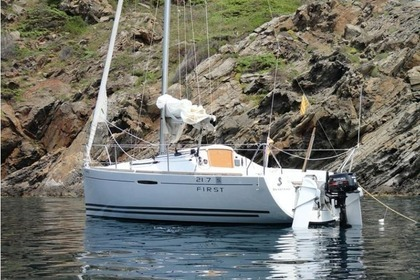 Rental Sailboat BENETEAU First 21,7 Brest