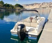 Quicksilver 675 Activ 200 Ch in Marseille for hire