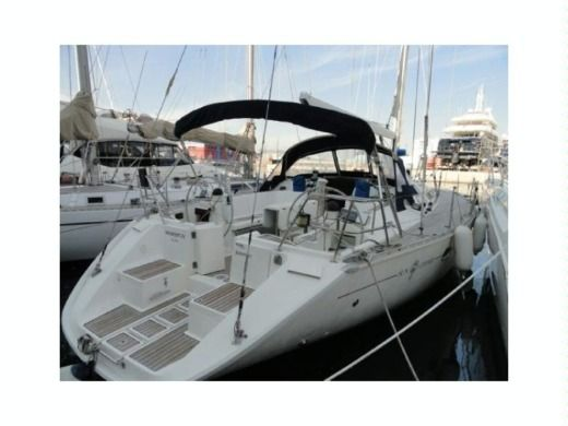 Sailboat Jeanneau Sun Odissey 51  4+1 for hire