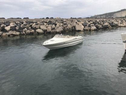 Rental Motorboat Cranchi Clipper 760 Massa Lubrense