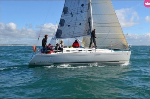 Segelboot Beneteau First 31.7