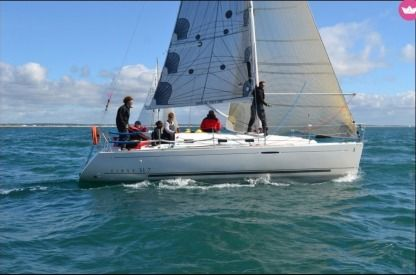 Rental Sailboat Beneteau First 31.7 Lorient