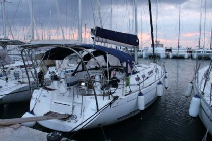 Charter Sailboat Dufour Dufour 455 Grand Large Athens