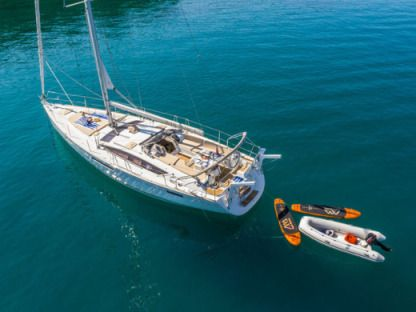Rental Sailboat Jeanneau 53 Podstrana