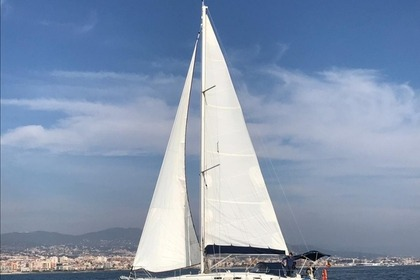 Hire Sailboat Harmony Harmony 38 Premià de Mar