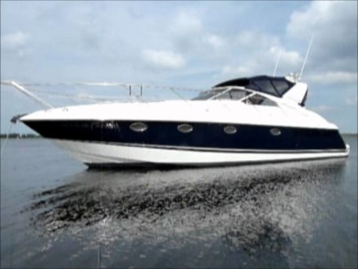 Lancha Fairline 43 Targa
