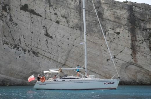 Sailboat Delphia 40.3