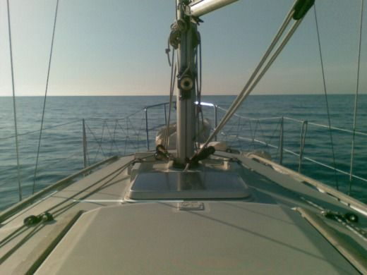 Dufour 2800 in Ostia peer-to-peer