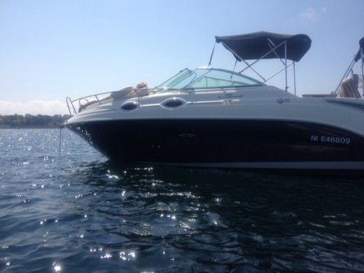 Sea Ray Sundencer 255 a Vallauris tra privati