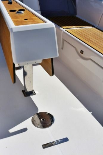 Sailboat Dufour 382 Grand Large Thelma