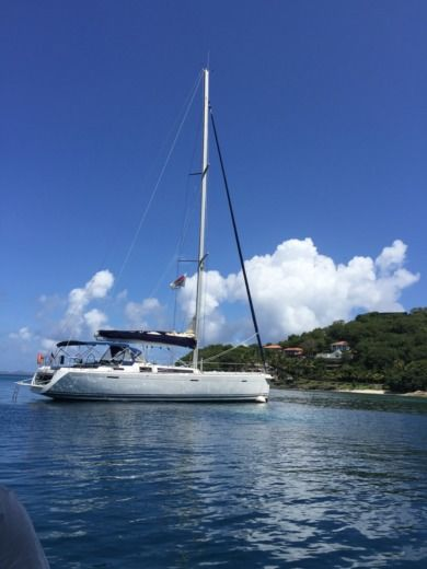 Dufour Dufour 525 Grand Large in Marigot for hire