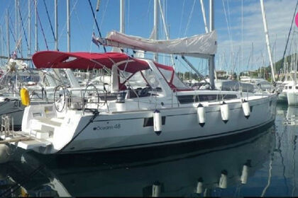Hire Sailboat BENETEAU OCEANIS 48 Split
