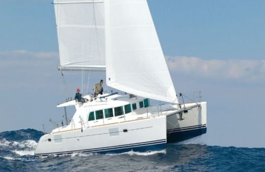 Catamaran Lagoon 440 for rental