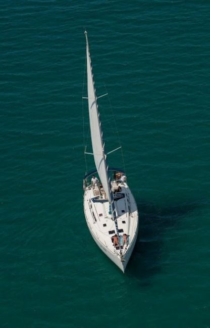 Charter Sailboat Dufour 455 Milazzo