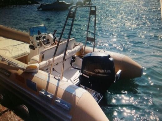 RIB Solemar 580 for hire