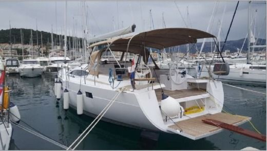 Charter Sailboat Elan 50 Impression Split