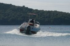 Fisherman Blumax 550 in Vela Luka for hire