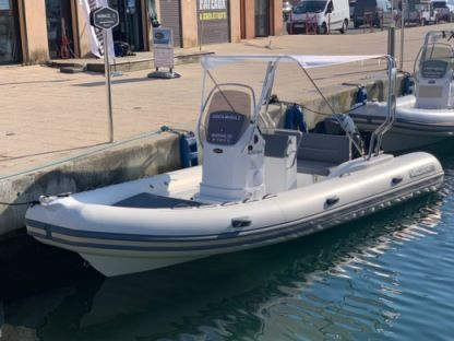 Location Semi-rigide Valiant 580 Classic Propriano